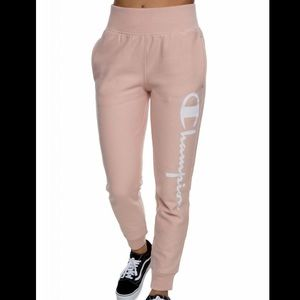 Champion Dusty pink joggers